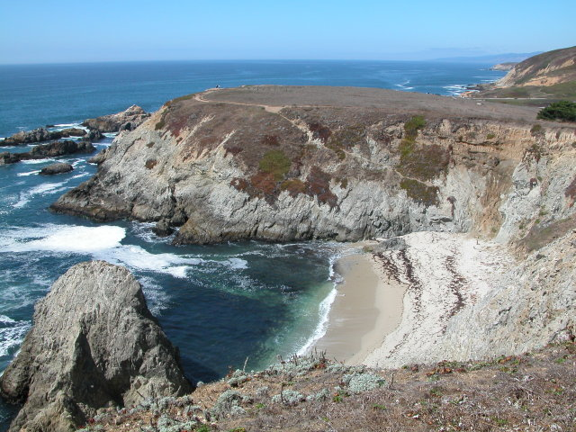 Ca 1 Runs Directly Along The Coastline For About 16 Miles From Bodega Bay To Jenner Permitting Easy Admiration And Exploration Of Ocean Beaches