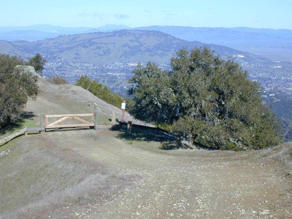 Lucas valley road open space