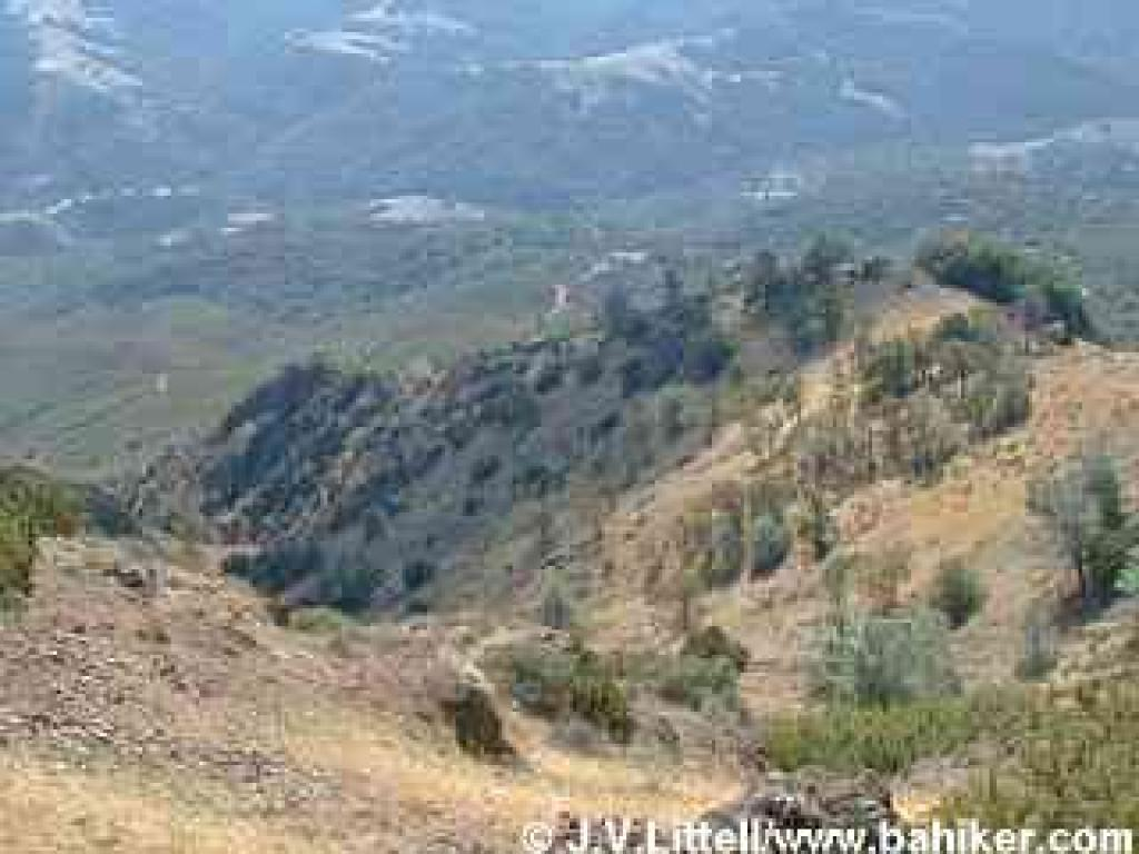 Photo from Mount Diablo