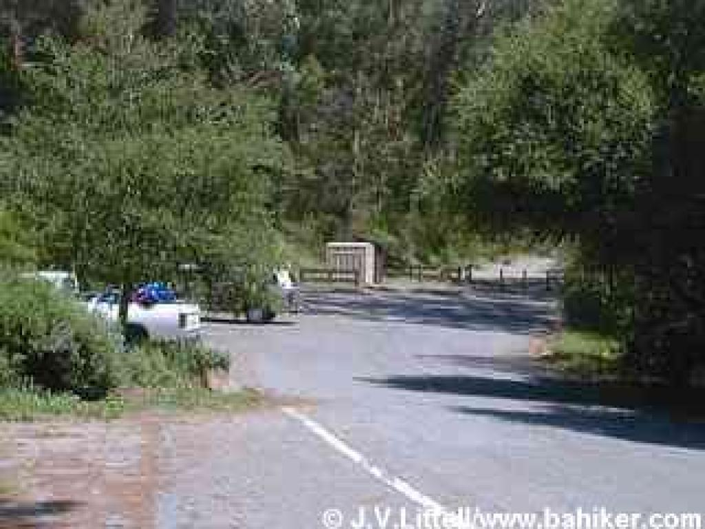 Photo of Wildcat Canyon parking lot