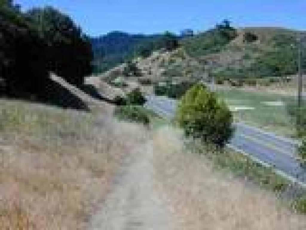 Along Nicasio Valley Road