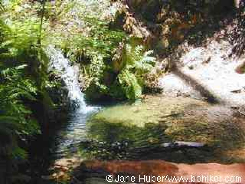 Tiptoe Falls