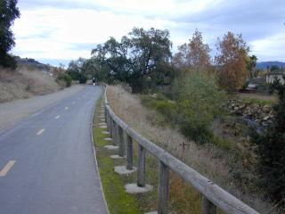Bay Area Hiker: Alamitos Creek Trail